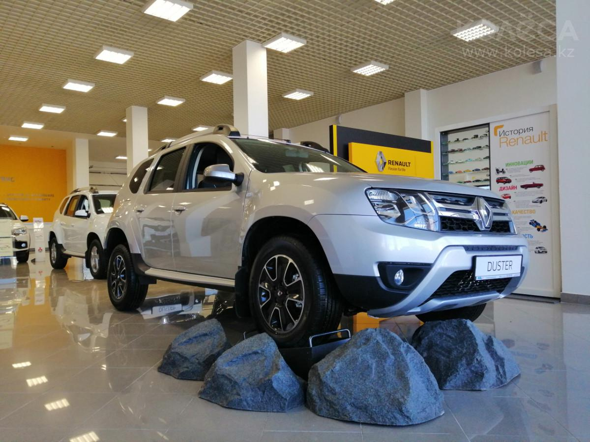 Renault Duster Drive