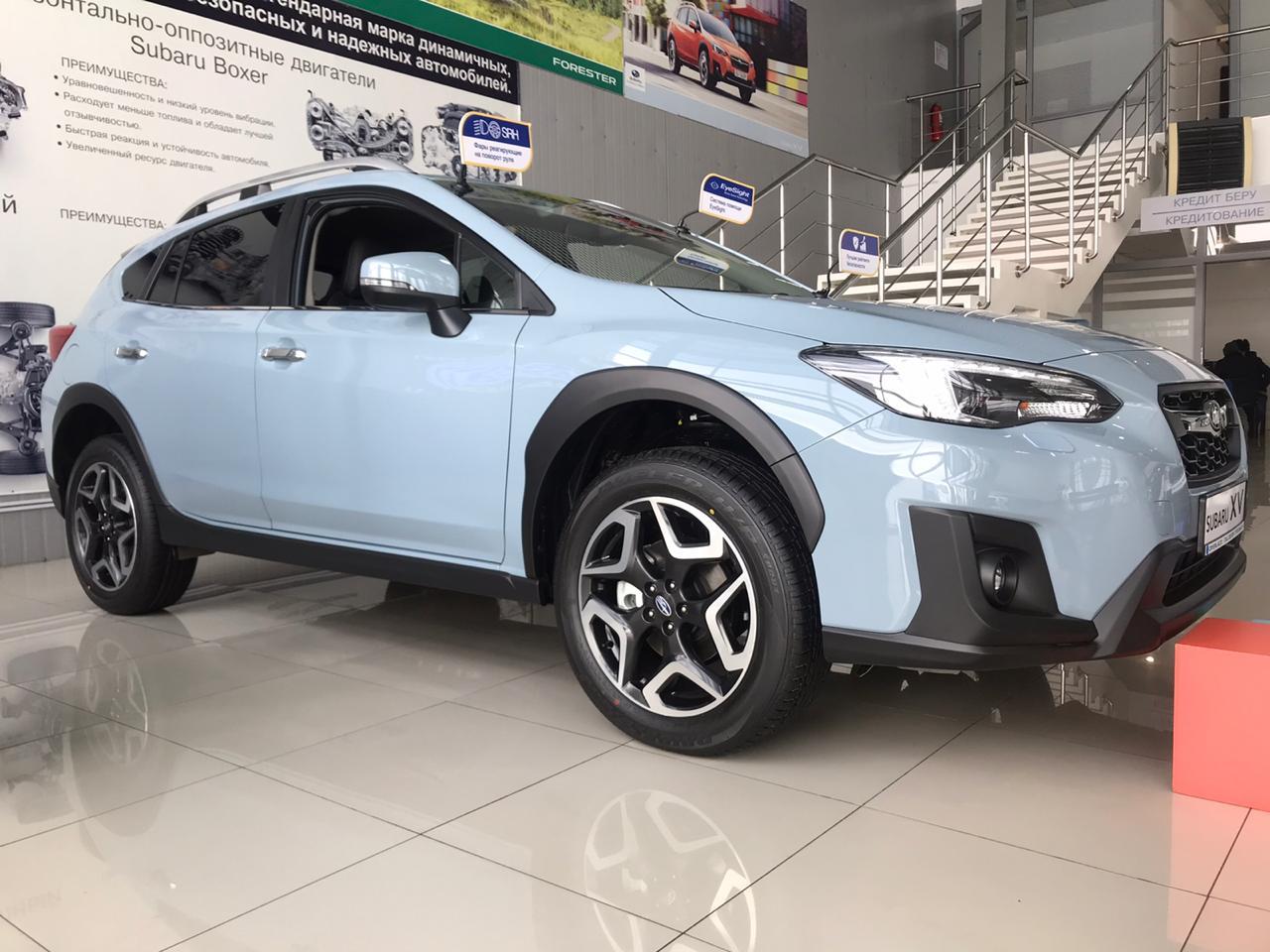 Subaru XV Elegance
