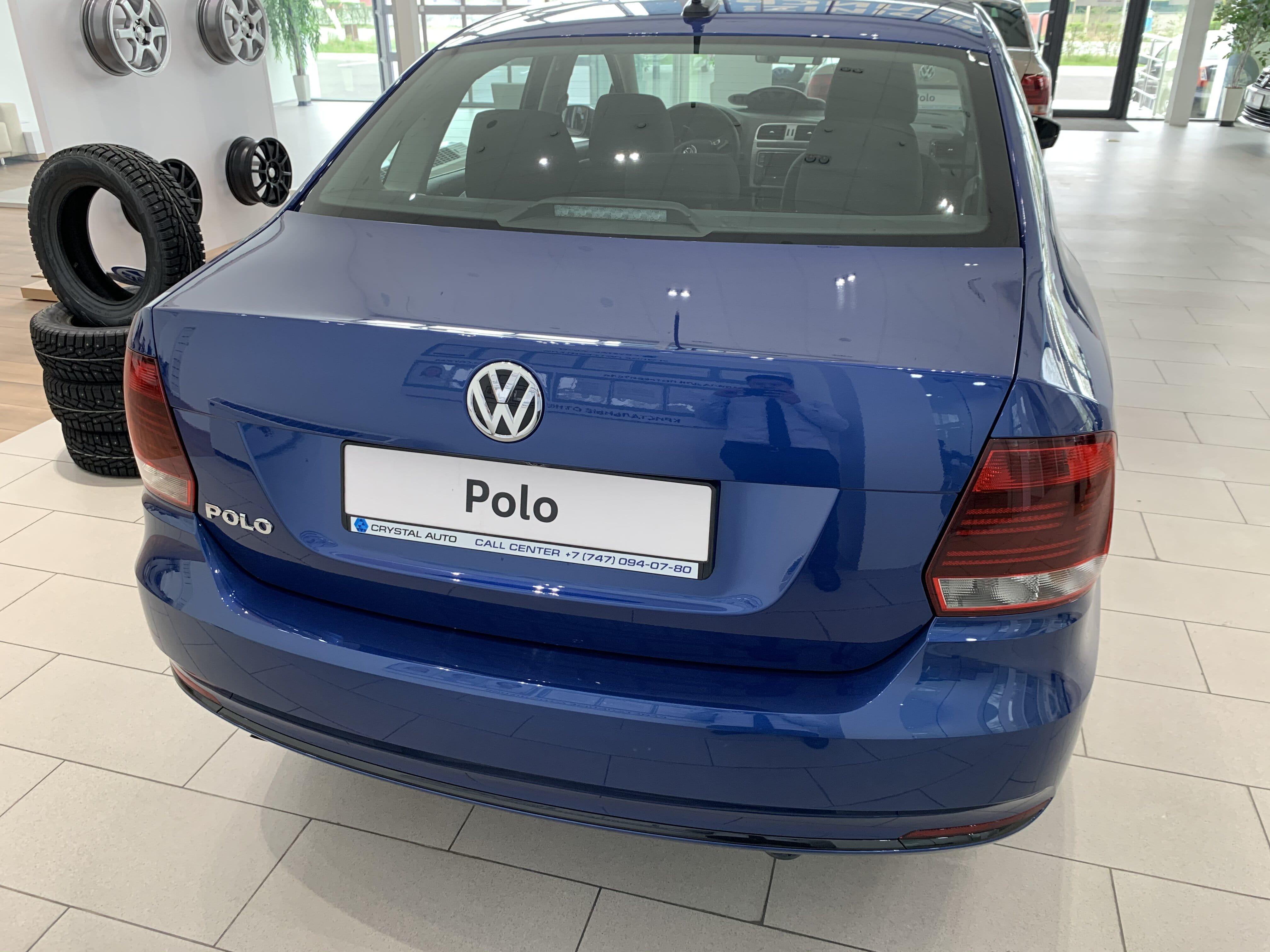 """Vokswagen Polo """"Comfortline"""""""