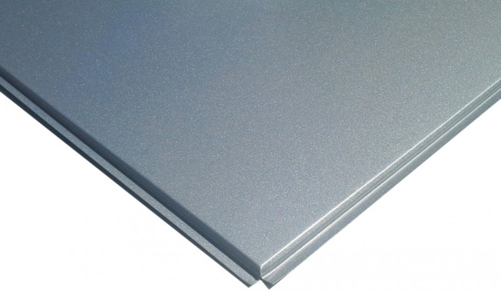 Кассетный Подвесной потолок металлический