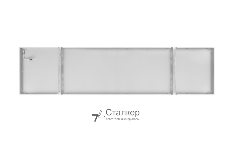 LED панель 48 Вт 1200х300х30мм, накладная