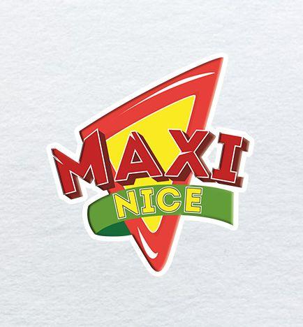 логотипы, maxi, nice