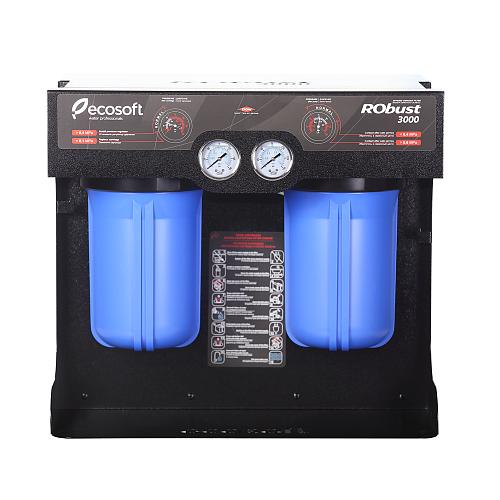 Фильтр обратного осмоса Ecosoft RObust 3000