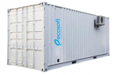 Модульная станция очистки воды ECOSOFT MODUL-9